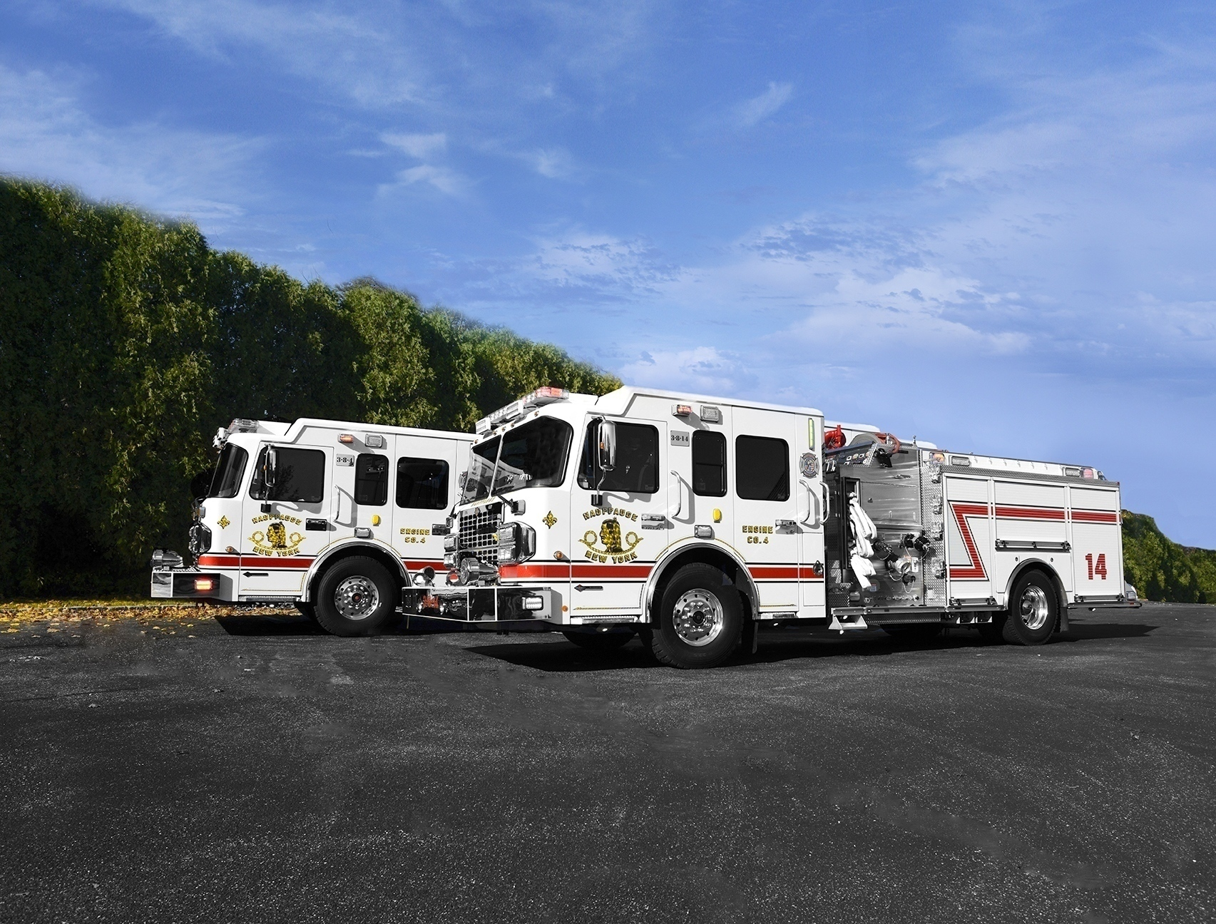 Demo Ambulance For Sale >> Hauppauge FD - Hendrickson Fire